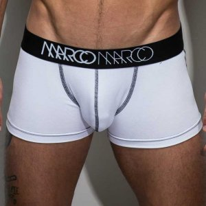 Marco Marco Essential Trunk Underwear White
