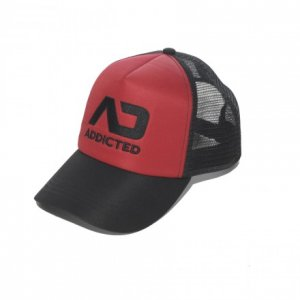 Addicted AD Fetish Hat Red AD385