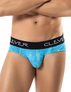 Clever Morelo Latin Brief Underwear Blue 5224