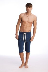 4-rth Eco Track Shorts Solid Royal Blue
