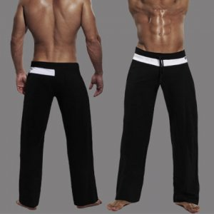 Falocco Collection Riviera Pants Black