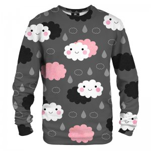 Mr. Gugu & Miss Go Moody Weather Unisex Sweater S-PC722