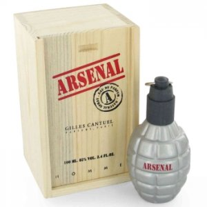 Gilles Cantuel Arsenal Red Eau De Parfum Spray 3.4 oz / 100 mL Men's Fragrance 417143