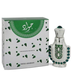 Swiss Arabian Jawad Concentrated Perfume Oil (Unisex) 0.5 oz / 14.79 mL Men's Fragrances 548674
