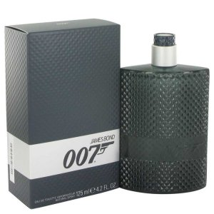 James Bond 007 Eau De Toilette Spray 4.2 oz / 124.21 mL Men's Fragrances 511013