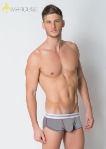 Marcuse Ultra Boxer Brief Underwear Grey