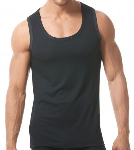 Gregg Homme MENZ Tank Top T Shirt Black 150702