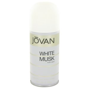 Jovan White Musk Deodorant Spray 5 oz / 147.87 mL Men's Frag...