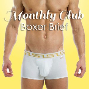 Monthly Underwear Club Boxer Brief MUC-BX