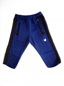 Bullywear Hugger Knee Shorts Blue SHST41