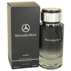 Mercedes Benz Intense Eau De Toilette Spray 4 oz / 118.29 mL...