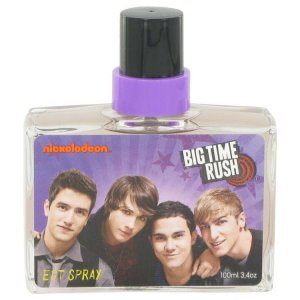 Nickelodeon Big Time Rush Eau De Toilette Spray (Unboxed) 3....
