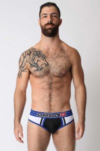 CellBlock 13 Dugout Brief Underwear Blue CUB061
