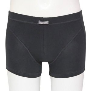 Minerva Sporties Basic Boxer Brief Underwear Charcoal 20260