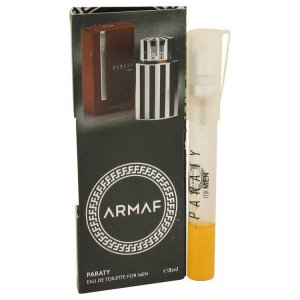 Armaf Paraty Mini EDT Spray (Factory Half Filled) 0.27 oz / 7.98 mL Men's Fragrances 538354
