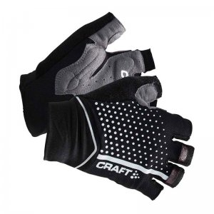 Craft Glow Unisex Bike Gloves Black 1904123