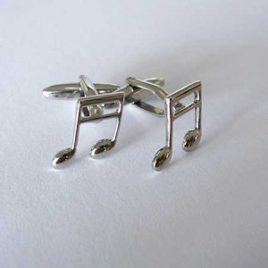 Distino Of Melbourne Novelty Music Cufflinks CMUSIC