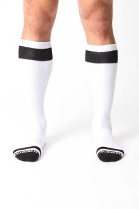CellBlock 13 Vertigo Socks White A023