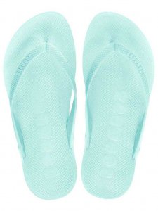 Boombuz Taiga Basic Naked Flip Flop Slippers Mint