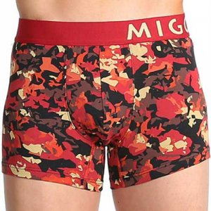 MIGO Vanough Boxer Brief Underwear Red