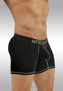 Ergowear Max Light Midcut Long Boxer Brief Underwear Black/G...