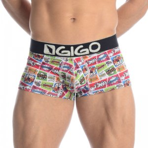 Gigo CARTOONS Short Boxer Underwear G02003