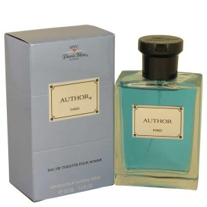 Paris Bleu Author Eau De Toilette Spray 3.4 oz / 100.55 mL Men's Fragrances 539749