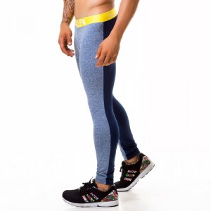Jor Goliat Athletic Pants Blue 0372