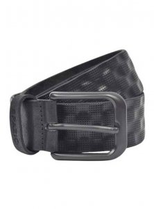 Spazio Mountainous Belt Black 3550