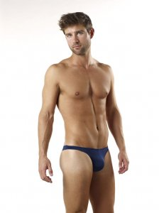Cover Male Thong Underwear & Swimwear Navy 103