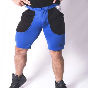 Bullywear Tri Skin Shorts Royal Blue/Black TRIS