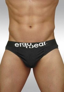 Ergowear Feel Classic Brief Underwear Black