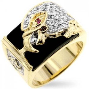 J Goodin Men's Ring R07083T-V01