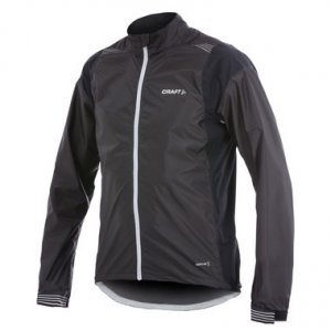 Craft Tempest Long Sleeved Jacket Black 1902577