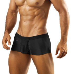Joe Snyder Exclusive Boxer Brief NXL04 Black Underwear & Swimwear