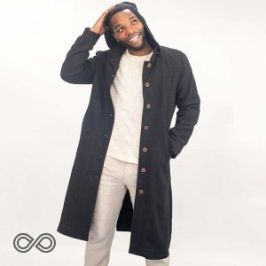 Rawganique The Da Vinci Coat RG1452