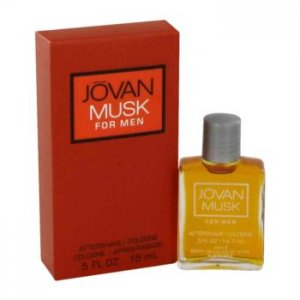 Jovan Musk Aftershave/Cologne 0.5 oz / 14.79 mL Men's Fragra...