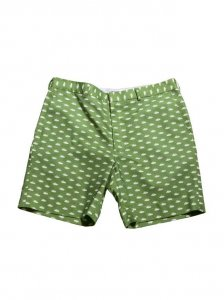 Breese Tanks Shorts Green TNKGRN100