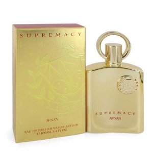 Afnan Supremacy Gold Eau De Parfum Spray (Unisex) 3.4 oz / 1...