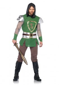 Leg Avenue Queen's Guard Costume Green 85320