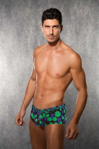 Doreanse Grapes Boxer Brief Underwear 1841