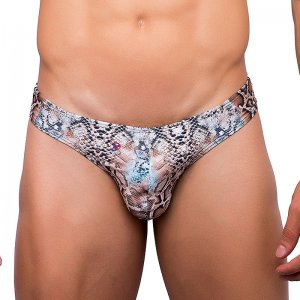 Joe Snyder Bikini 01 Snake Underwear & Swimwear