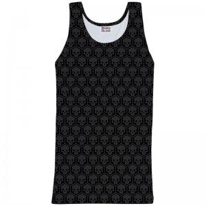 11e3d928f8b79 Ruff Riders Soldier Tank Top T Shirt Dark Heather Grey   Buy Men s ...