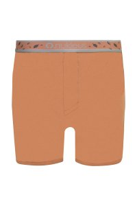 Nukleus Seed Collection Seed Of Greatness Loose Boxer Shorts Underwear Brown N-SE-03