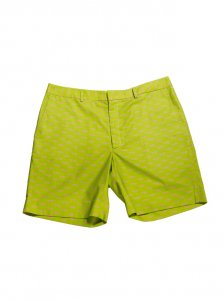 Breese M60s Shorts Lime M60LME100