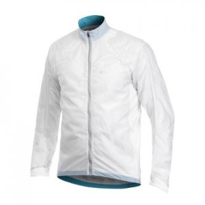 Craft Performance Bike Rain Long Sleeved Jacket White 1900684