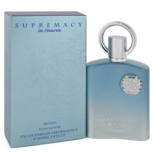 Afnan Supremacy In Heaven Eau De Parfum Spray 3.4 oz / 100.5...
