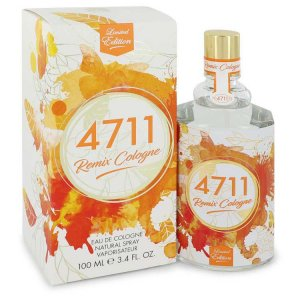 4711 Remix Eau De Cologne Spray (Unisex 2018) 3.4 oz / 100.5...
