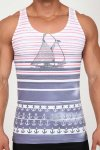 Pistol Pete Sailor Tank Top T Shirt TK100-903
