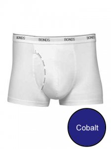 Bonds Hipster Guy Front Trunk Cobalt 38HB2